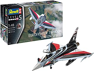 Revell RV03848 Eurofighter Typhoon BARON SPIRIT plastmodellsats, 1:48