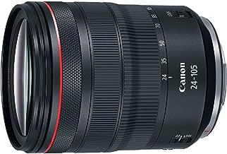 Canon RF 24-105mm f/4L is USM Lens (Renewed)