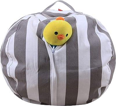 Miraculous Amazon Com Best Design Stuffed Animal Bean Bag Storage Inzonedesignstudio Interior Chair Design Inzonedesignstudiocom
