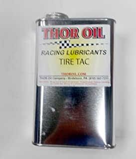 HDM Thor Oil Tire Tac Racing Tire Conditioner Prep - Quart …