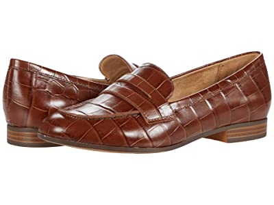 Naturalizer Juliette (Lodge Brown Croco Print Leather) Women