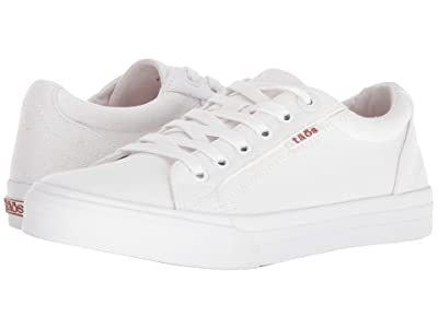 Taos Footwear Plim Soul (White) Women