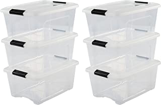 économiser 79333 9ee7e Amazon.fr : boite rangement plastique - Transparent