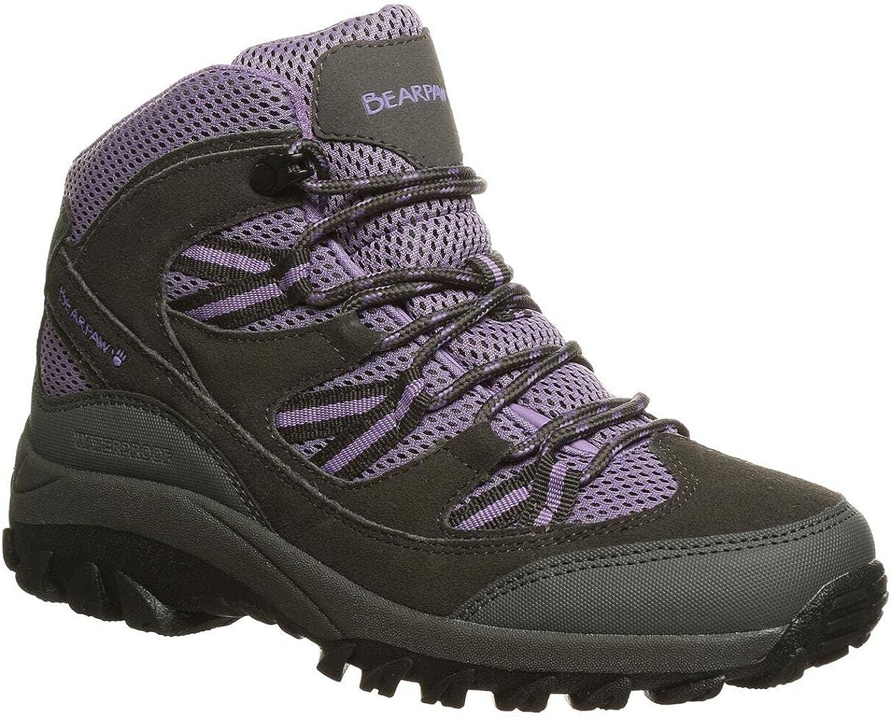   BEARPAW Women's Tallac Boot Hiker   Hiking Boots