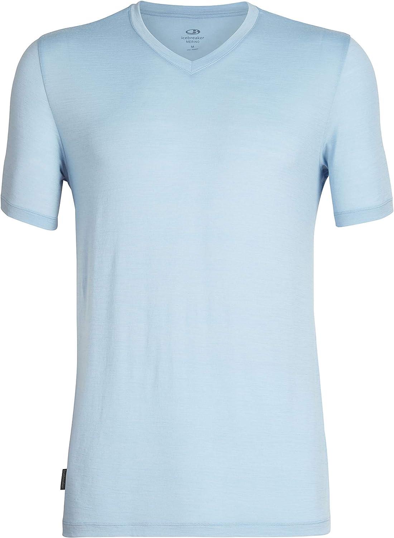 Icebreaker Merino Mens Tech Lite Merino Wool Short Sleeve T-Shirt