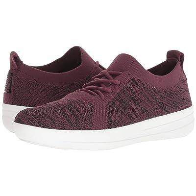 FitFlop F-Sporty Uberknit Sneakers (Deep Plum Mix) Women