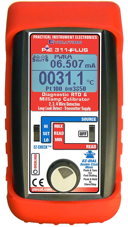 Houston Mall Max 57% OFF PIE 311Plus Diagnostic Milliamp RTD Calibrator