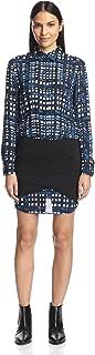 Women's Tiered Skirt Combo Dress