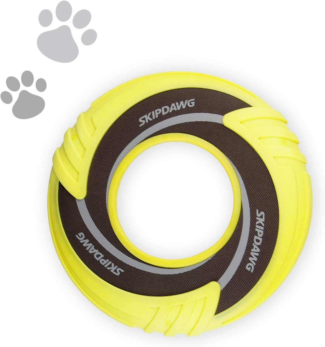 SKIPDAWG Max 54% OFF Interactive Flying Online limited product Disc Toys Floatable Dog