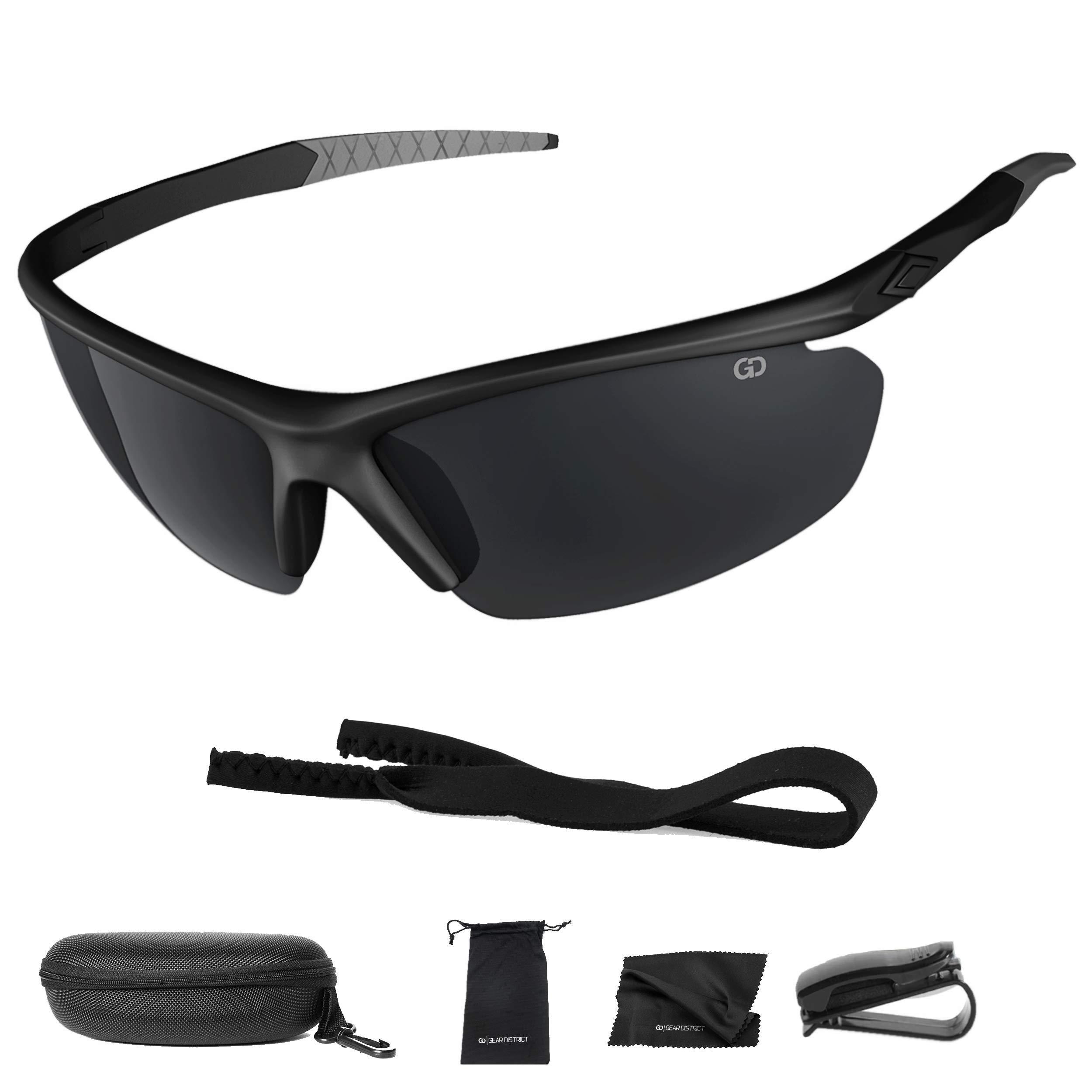 Polarized Sunglasses Anti Fog Driving Activity