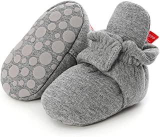 baby socks with snaps