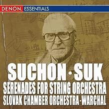 Serenade for String Orchestra in E-Flat Major, Op. 6: I. Adagio