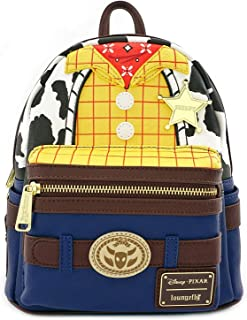 x Disney Pixar Toy Story 4 Woody Faux-Leather Mini Backpack