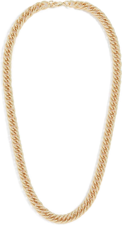 Loeffler Randall 有名な Women's Necklace Twisty レビューを書けば送料当店負担 Chain