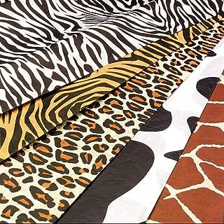 giraffe print paper products