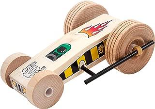 Best rubber band race car Reviews