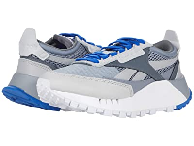 Reebok Lifestyle Classic Leather Legacy (Cold Grey/Pure Grey) Shoes