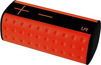 Trust Urban Deci - Altavoz portátil Bluetooth de 20W (resistente a salpicaduras IPX4), naranja