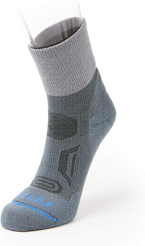 Fits Sock 2016 Performance Trail  Quarter Socks  F1006