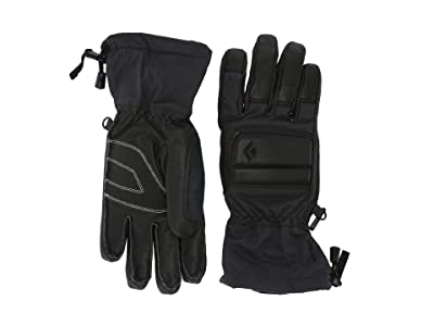Black Diamond Spark Powder Gloves (Smoke) Ski Gloves