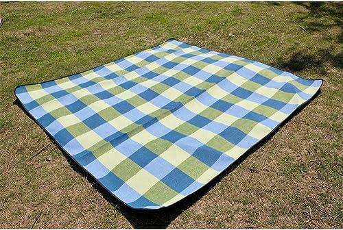 MONEYY The Picnic mat rouge and blanc format de plein air portable moisture pad tent picnic the picnic camping mats 300377cm
