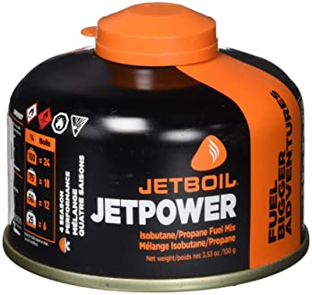 Jetboil Jetpower Fuel for Jetboil Camping and Backpacking Stoves