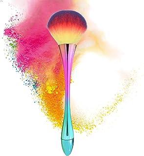 Kabuki Foundation Brush Travel Makeup Brush for Liquid, Cream, and Powder - Buffing, Blending, and Face Brush