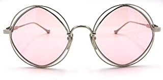 98ed1423947 Chrome Hearts Semenstress Sterling Silver Sunglasses in Pink