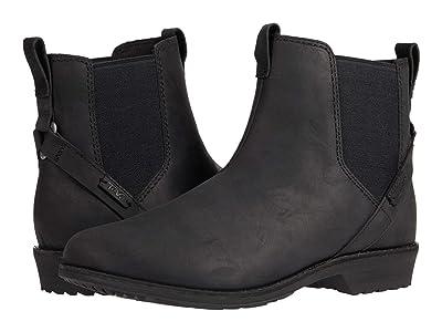 Teva Ellery Pull-On Waterproof (Black) Women
