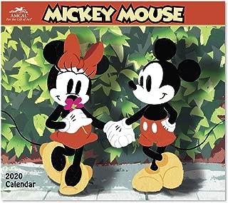 Amcal 2020 Disney Mickey Mouse Wall Calendar (AMWC234920)