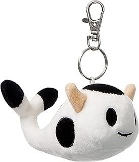 tokidoki 60922 Milk Whale Keyclip 4.5in White