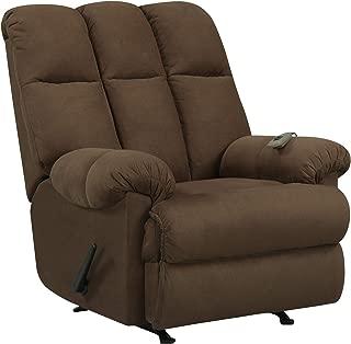 Best dorel living padded massage rocker recliner multiple colors Reviews