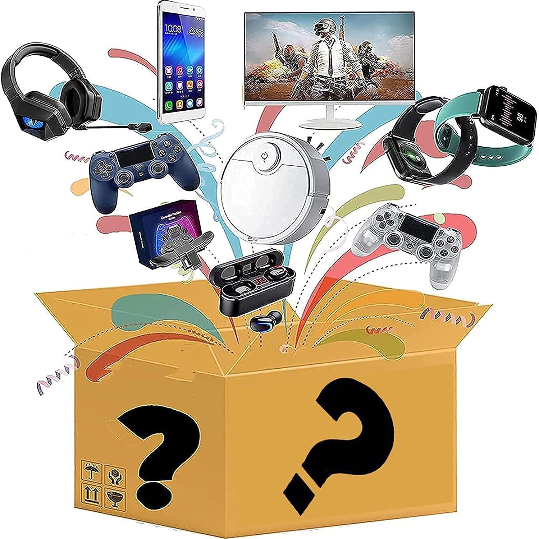Mystery Popularity Very popular Box Electronics Boxes Birt Random