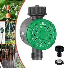 Landrip Timer per irrigazione Automatico, Timer per Rubinett