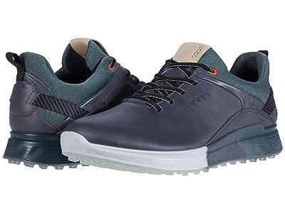 ECCO Golf S-Three GORE-TEX(r) (Magnet) Men