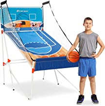 E-Jet Basketball Arcade Game, Gifts for Boys & Girls, Children Teens & Adults   Dual Shot 16-in-1 Games, Birthday Christma...