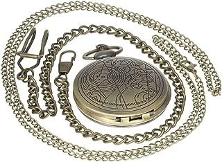 brass watch fob