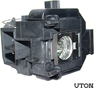 for ELPLP69 Replacement Projector Lamp with Housing for EPSON EH-TW7200,EH-TW8200,EH-TW9200,EH-TW9200W,EH-TW9100