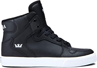 Kids Vaider High Top Skate Shoes