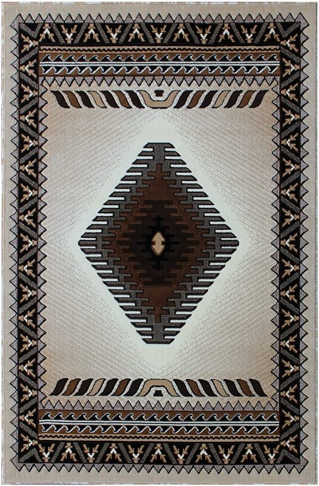 Champion Ranking TOP7 Import Rugs Modern Contemporary Ivory Rug #CR211 Design Area
