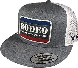 Rodeo Model Adjustable Snapback Hat