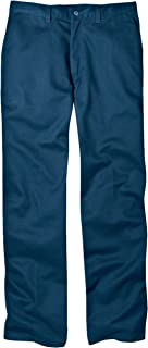 Men's Relaxed Fit Cotton Flat Front Pant