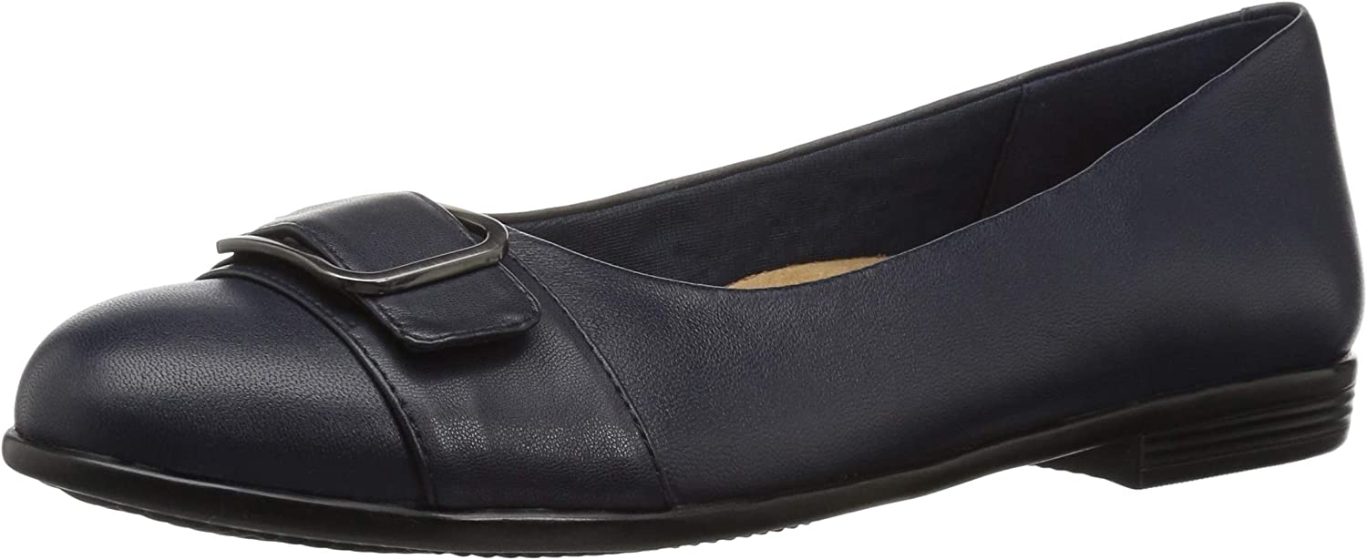Trotters Women's Aubrey Super sale period limited Loafer Flat Ranking TOP3 M US 8.0 Navy