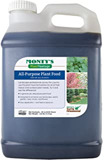 Monty's Plant Food Company 32 oz Vantage All Purpose Plant Food-(500329)