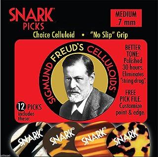 Snark Sigmund Freud Celluloid Guitar Picks .70 mm 12 Pack