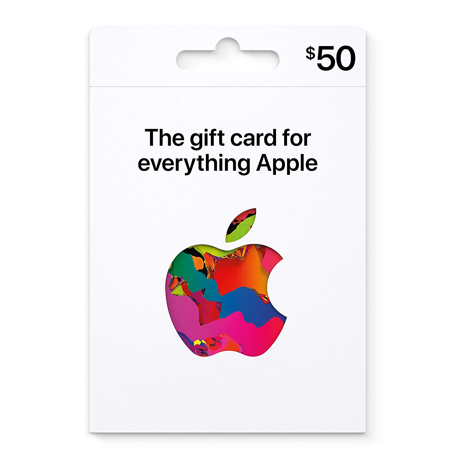 Buy Apple Gift Card - App Store, iTunes, iPhone, iPad, AirPods
