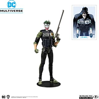 McFarlane Toys DC Multiverse The Joker: Batman White Knight #8 (Comics 2017)