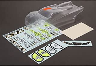 Team Losi Racing Body, Clear: 8IGHT-T E 3.0, TLR240006