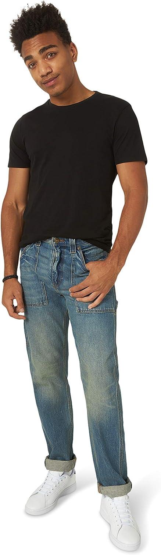 Lee Men's Dedication Regular Indefinitely Utility Jean Straight