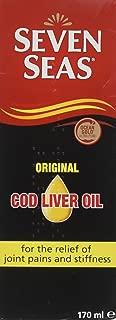 Seven Seas Cod Liver Oil Liquid - Traditional 170ml